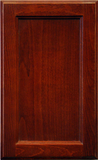 Beech Beaded Inset Panel - American Cherry