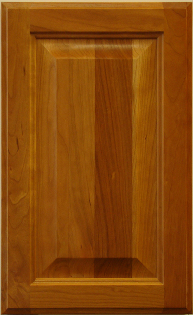 Cherry Raised Panel - Caramel