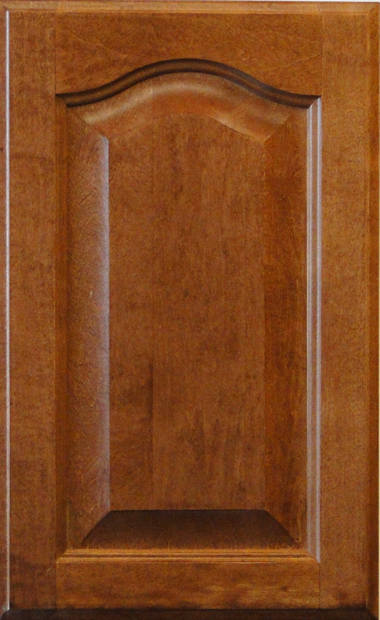 Maple Cathedral Arch Raised Panel - H3