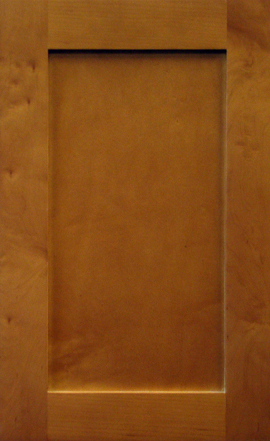 Maple Inset Panel - Spice