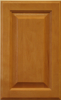 Maple Raised Panel - Spice