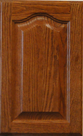 Oak Cathedral Arch Raised Panel - H3