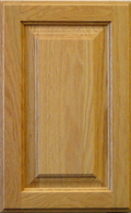 Oak Beaded Raised Panel - Strand