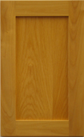 White Birch Inset Panel - Strand